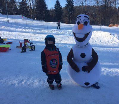 Ile lat musi mieć dziecko aby rozpocząć naukę jazdy na nartach?